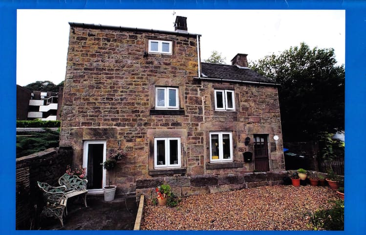 Delightful Stone Character Cottage - Matlock - Rumah