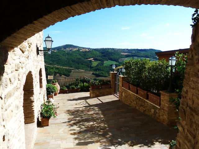 The relax you need in stunning Umbrian countryside - Saragano