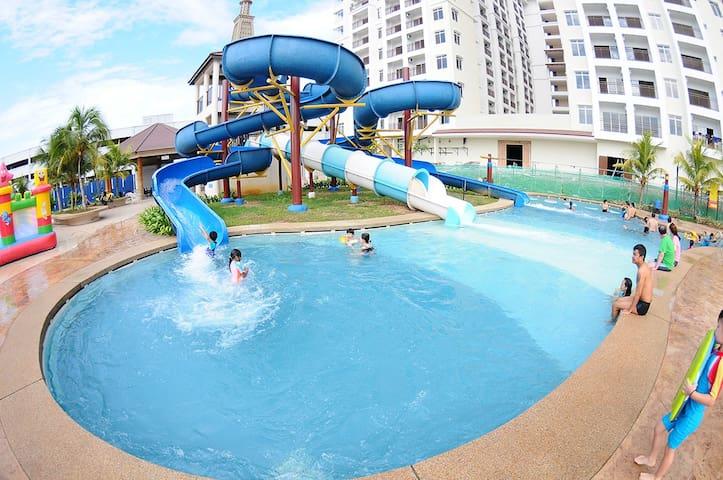 Bayou Lagoon Osem Homestay Melaka - Melaka - Lägenhet