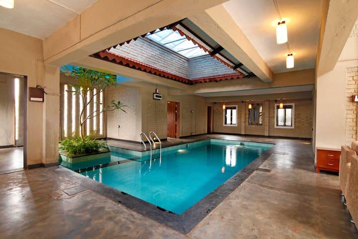 Caramba - Private Pool Villa in Panchgani - 3 Bed - Panchgani - Villa