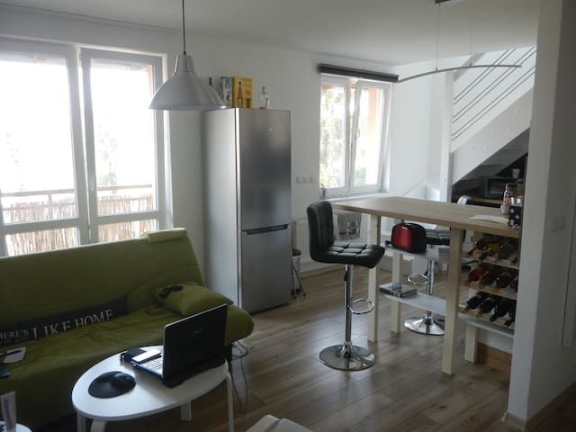 Clean flat close to the historical centre - Prešov - Appartement