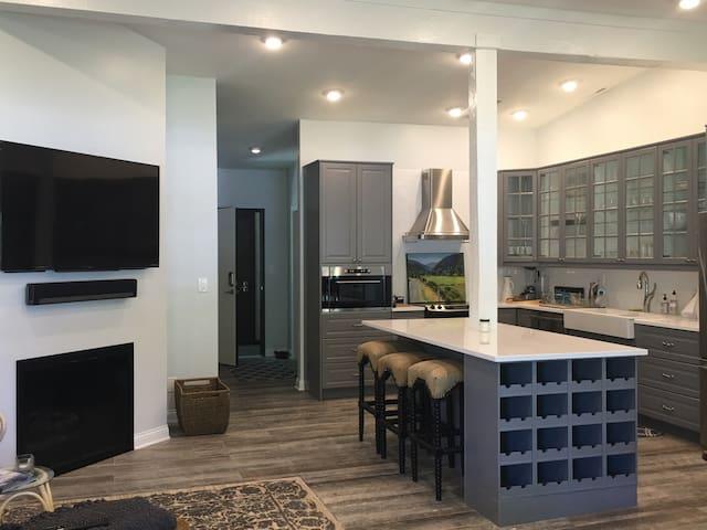 Abby resort private Villa. 2bd 2ba - Fontana-on-Geneva Lake - Lägenhet