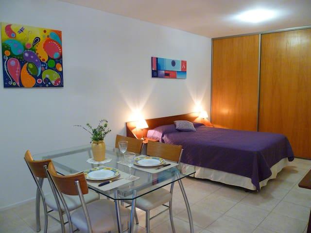 Bonito apartamento, bien equipado! - Rosario - Wohnung