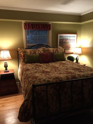 Retreat on the Mississippi 12 min from downtown. - Brooklyn Park - House