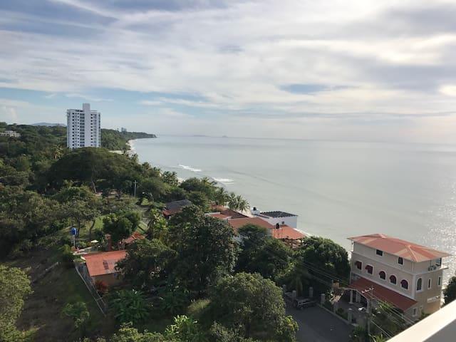 Apartamento en Playa Corona - Frente al Mar. - Anton - Lyxvåning
