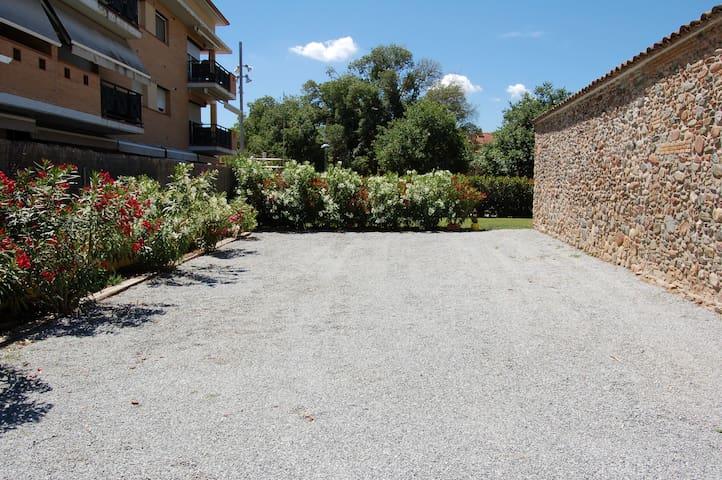 Stone corner close to Barcelona - Corró d'Avall - Apartamento