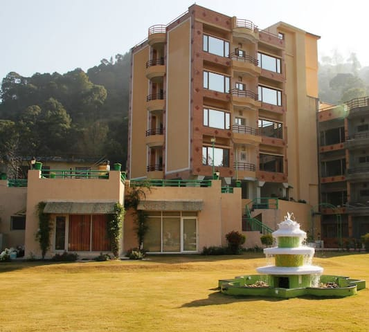 2 BedRoom Apartment|Balcony |Ayurveda Massage| - Solan