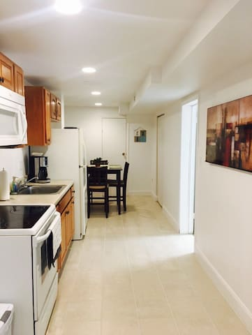 Private basement in a lovely area, check it out! - Laurel - Hus