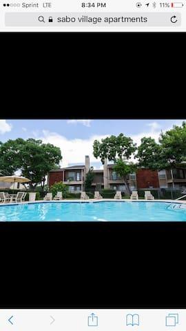 Cozy apartment luxury apartment - Houston - Apartamento