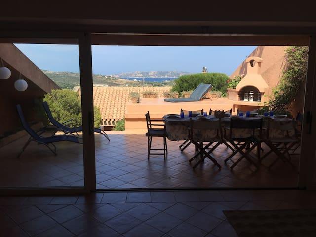 Amazing villa with wonderful view in the greenery - Pulcheddu - Villa
