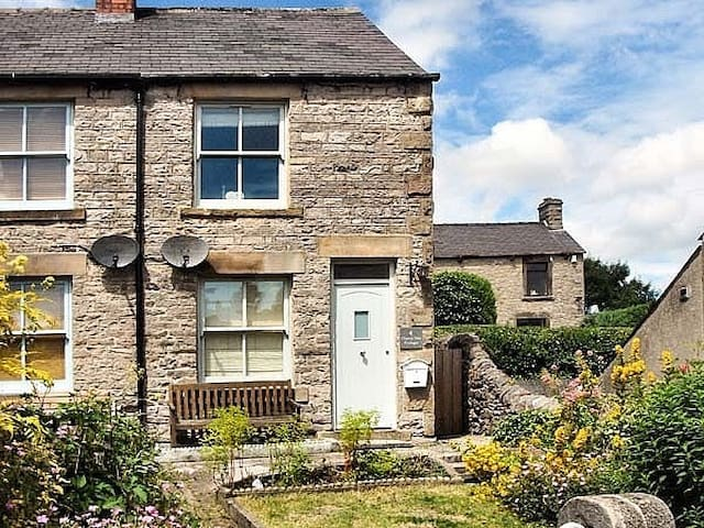 Character cottage in Bradwell in the Peak District - Smalldale - Huis