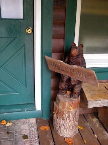 The Shady Bear Cabin - Frederick - Stuga