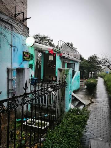 瘦西湖南门300米的阳光房间 - Yangzhou