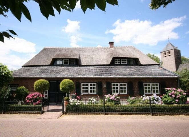 Luxe guesthouse in boerderij - Ravenstein - Ortak mülk