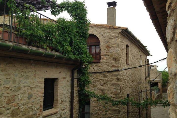 Casa en el Alt Empordà (Down) HUTG-(PHONE NUMBER HIDDEN) - Saus - Maison