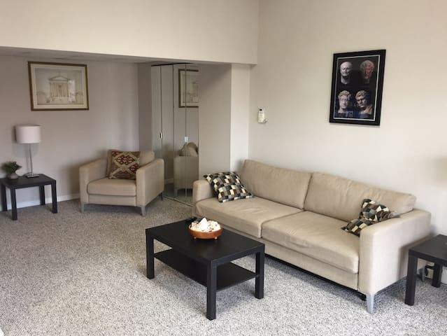 Private pet-friendly apartment. - Reisterstown - Apartamento