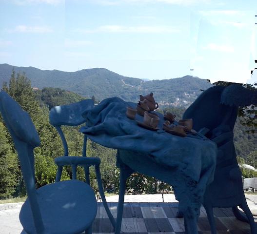 B&B Terre e Colori-Finestra di pace - Sant'Olcese - Bed & Breakfast