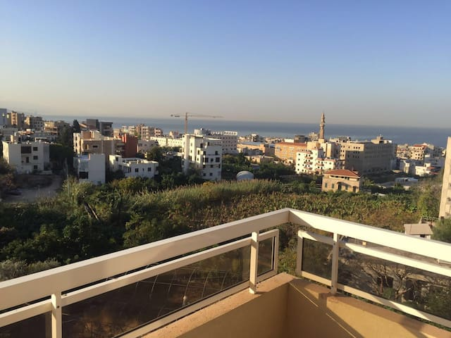 Appartement 200 m² Panoramic view - Byblos - 公寓