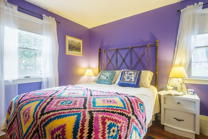 Beautiful Room 1/2 An Hour From NYC - White Plains - Hus