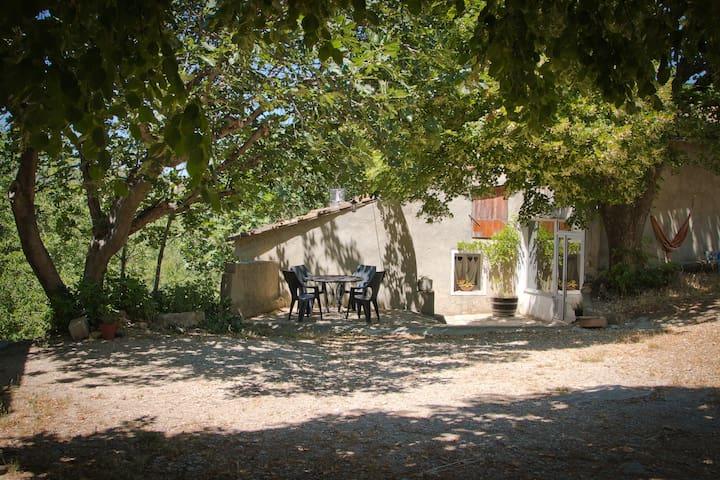 'Lou Cabres', full cottage close to an old farm - Mollans-sur-Ouvèze - Ev