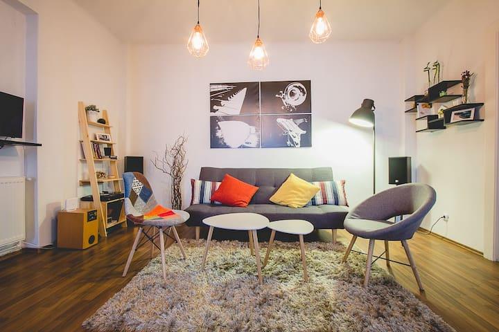 Huge  Apartment  in Central Area - București - 公寓