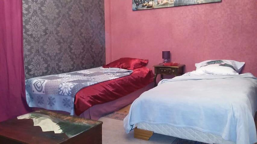 Chambre accueillante en montagne - Montricher-Albanne - Daire