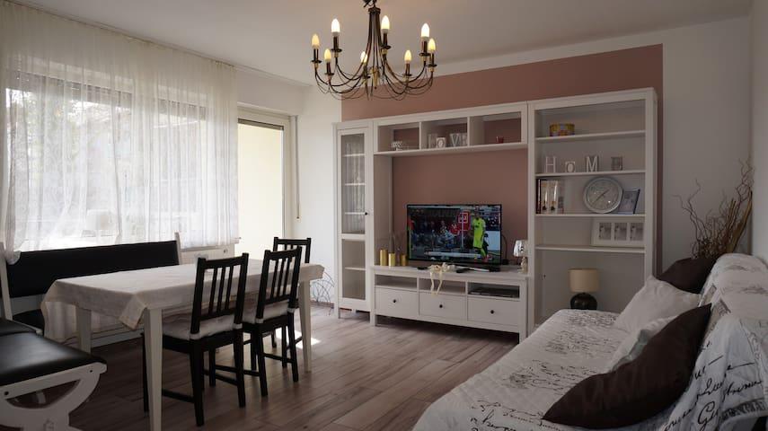 Schöne gemütliche Wohnung und Entspannung pur - Saarbrücken - Apartemen