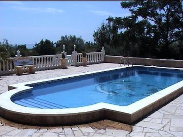 Beautiful 5 Bedroom Villa Costa Dorada with Pool - L'Ampolla - Vila