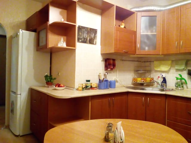 Двухкомнатная квартира с видом на город - Kostroma Oblast - Appartement