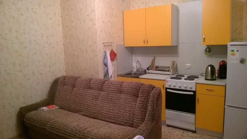 Студия - Kirovsk - Lägenhet