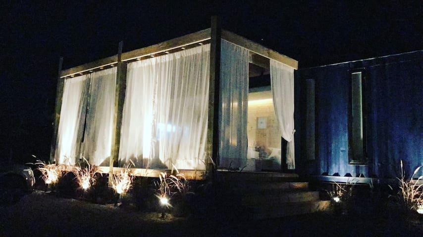 SUMMER HOUSE CONTAINER JOSE IGNACIO - San carlos