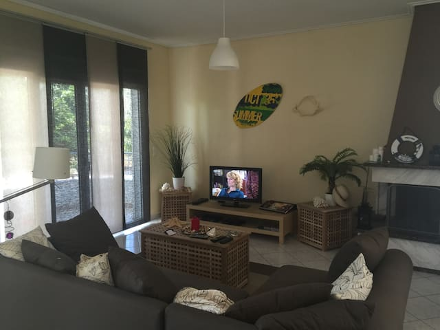 Peaceful holiday apartment - Thesprotia - Daire