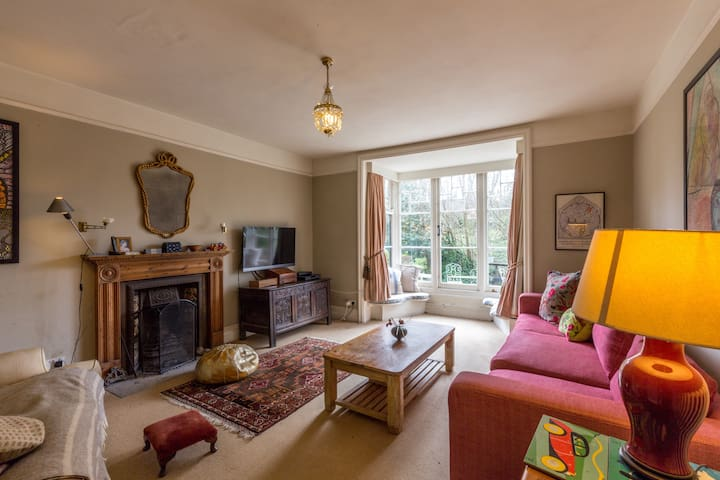Boutique Appt in Arts & Crafts Somerset town - Castle Cary - Daire