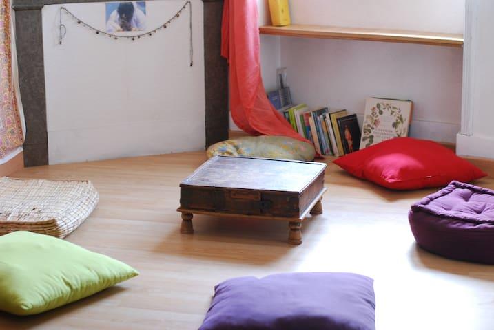 Appartement lumineux centre crest - Crest - Leilighet
