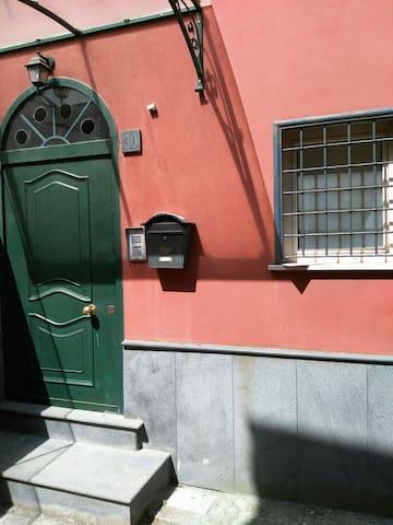 Appartamento in palazzo monumentale - Sirignano - Huis