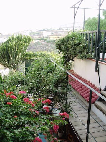 Room in the mountains near the sea - Candelaria - Ev