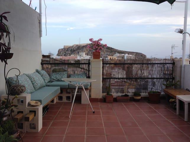 house in ¨el molino¨ - Águilas