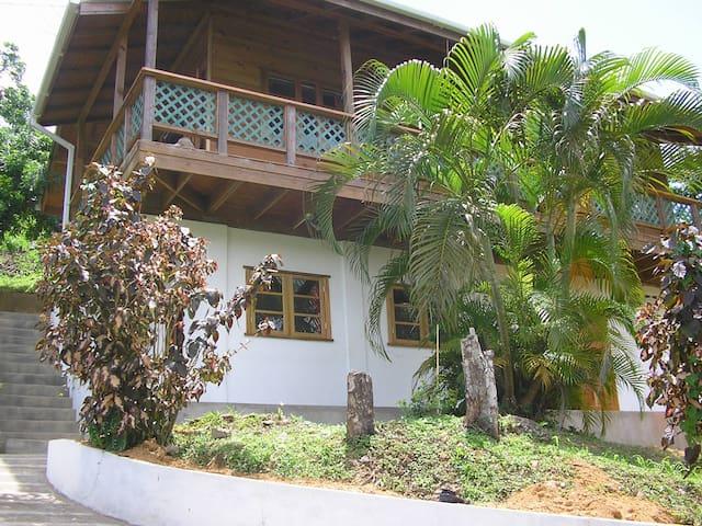 Leapfrog, Castara, Tobago - Castara - Appartement