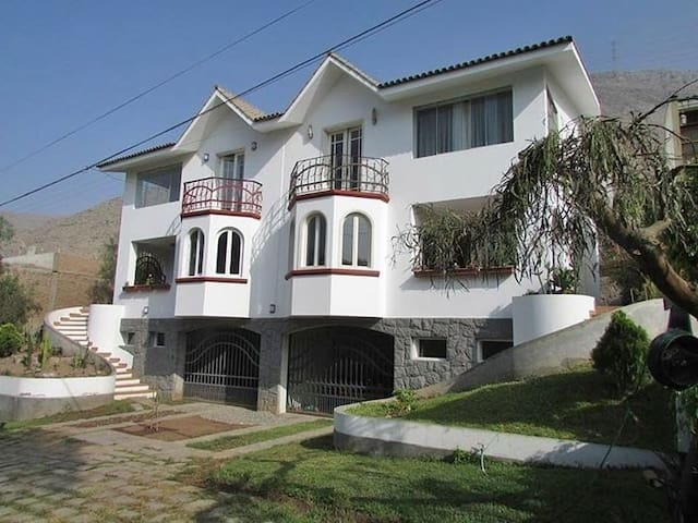 Casa de campo / COUNTRY HOUSE - Lurigancho-Chosica - Huis