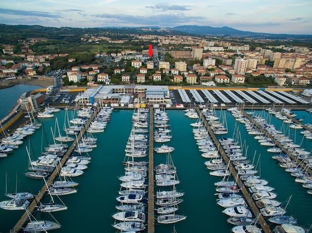 Appartamento a un passo dal mare - Rosignano solvay - Apartemen