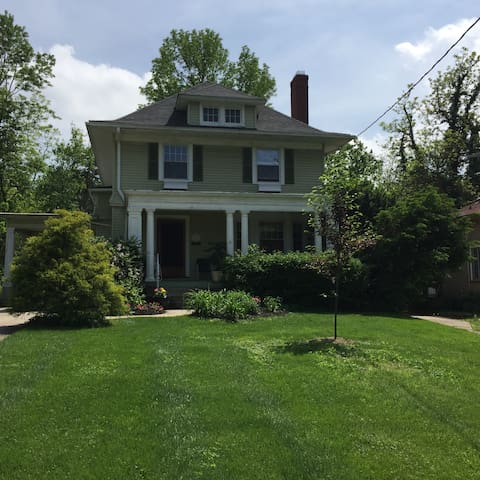 Charming suite in stately old home - Cincinnati