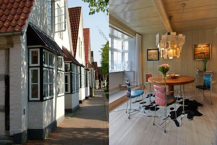 Altstadthaus Fjorde-Arnis - Arnis