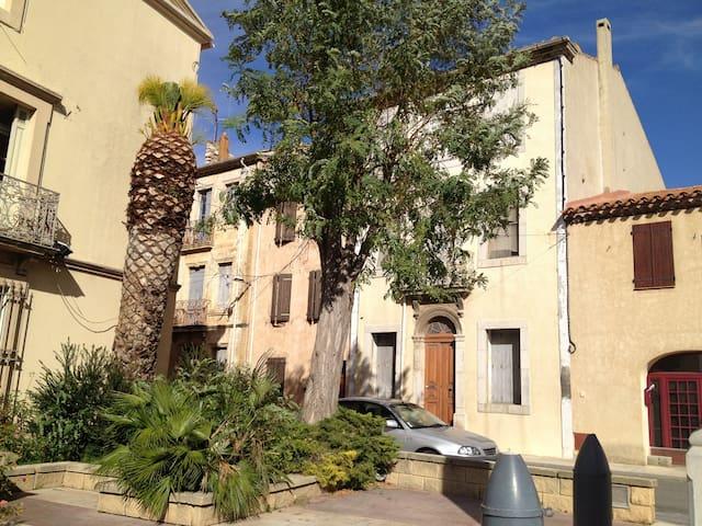 Duplex au coeur du village - Leucate - Appartement