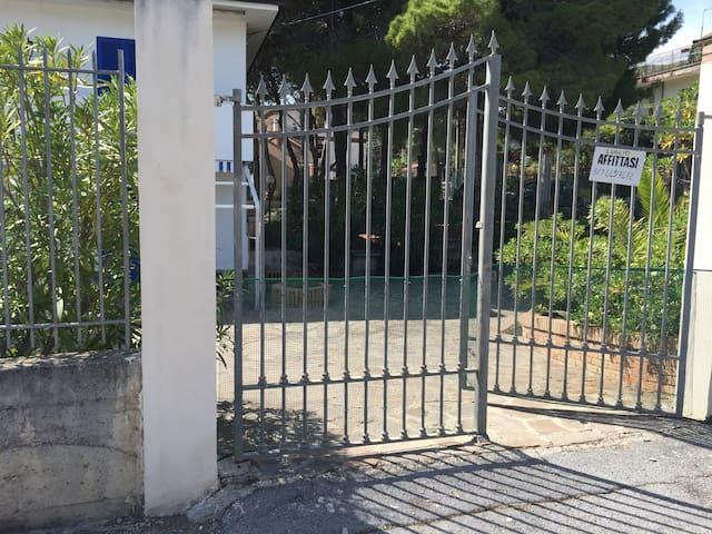 Appartamento con giardino - Castellabate - Rumah