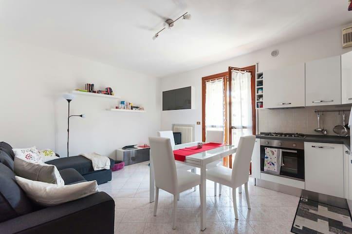 Private bedroom in nice apartment, near Padova - Selvazzano Dentro - 公寓