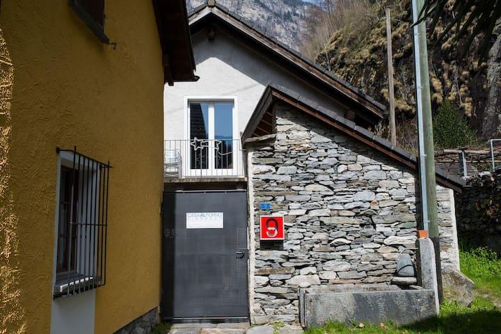 Casa al Forno - Bignasco - Cevio - Hus