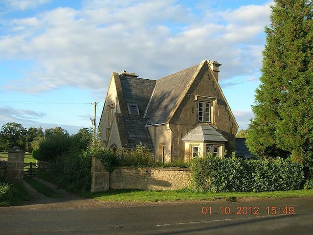 Double room in Cotswold Lodge - GB - Huis