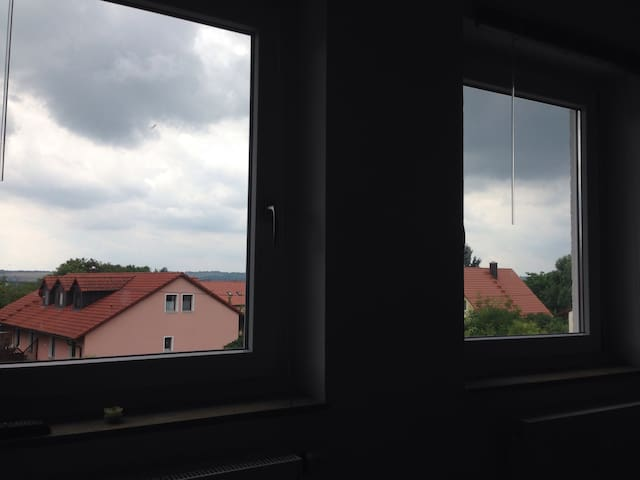 Nice two bedroom apartment - Goldkronach - Daire