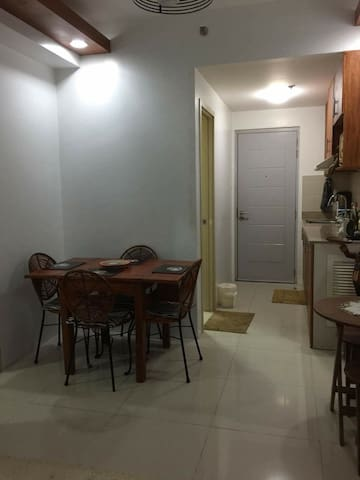 Grass Residence Condo unit 2 - Quezon City