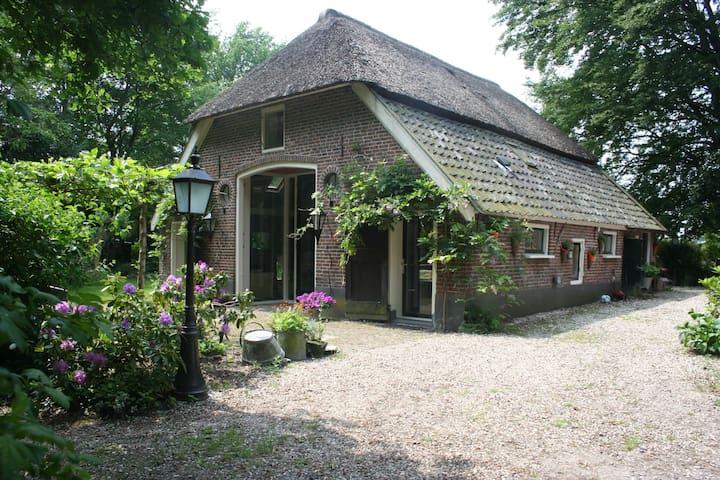 't Veldhoentje B&B/Vakantiehuis - Beemte Broekland - Pousada